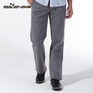 品牌特卖柒牌男装牛仔裤长裤70S803092吊牌价279元