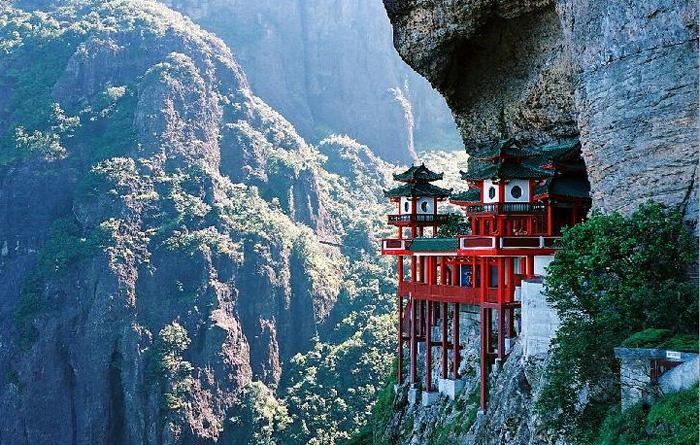 漳州平和风景图