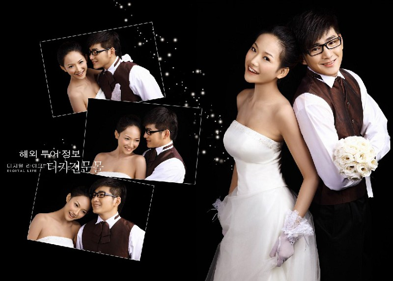 韩国我们结婚吧婚纱照_韩国艺匠婚纱照